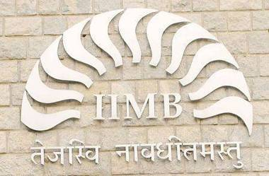 IIM-B is India's No. 1 in business management research: Study - The Times of India | Management | Scoop.it