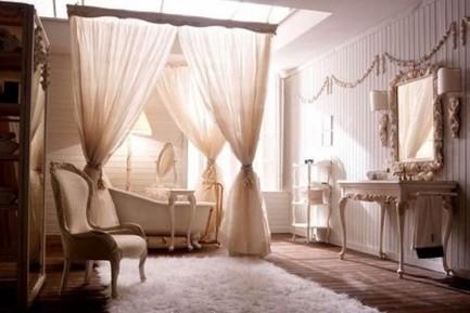 Decorar un baño estilo romántico   Decoración 2.0   Decoración   Scoop.it