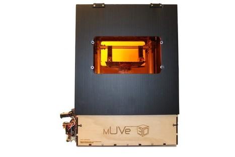 mUVe 1 3D Printer | Makers  tools | Scoop.it