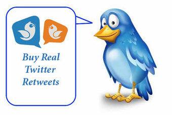 Buy Real Twitter Retweets - Buyfollowersreal.org | buy twitter followers | Scoop.it