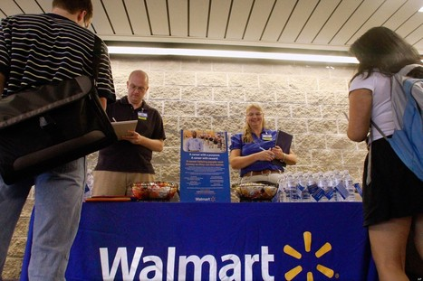 Walmart Opening Mini Stores On College Campuses | College and Beyond | Scoop.it