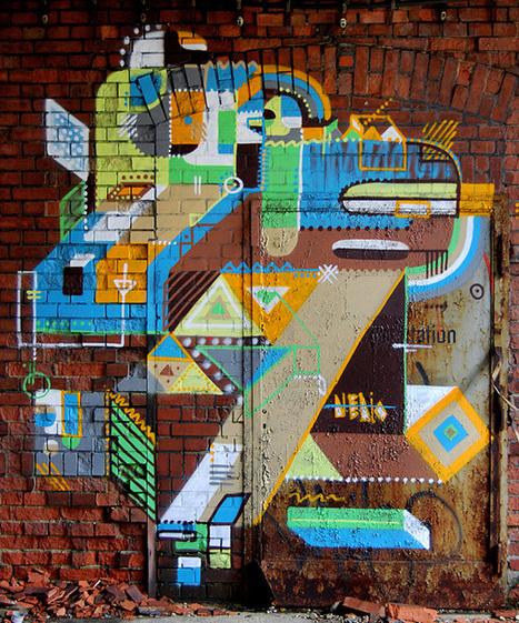 Interview with street artist Nelio | Una imagen lo dice todo | Scoop.it
