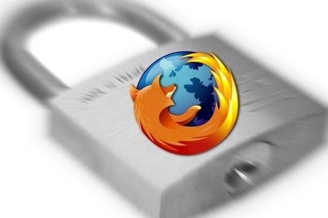 Firefox : seuls les sites Web sécurisés pourront bénéficier de ses ... - 01net | netnavig | Scoop.it