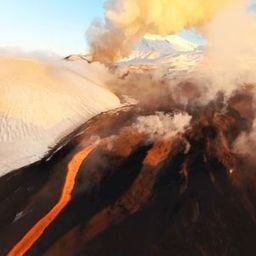 Four at Once: Volcano Quartet Erupts on Kamchatka - SPIEGEL ONLINE | Gaia Diary | Scoop.it