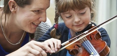 Playing a musical instrument could help children who suffer from anxiety | Music News | Scoop.it