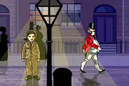 BBC - Arts - Dickens Game | Games: Serious and Social | Scoop.it