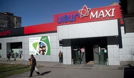 Star concerns: Struggling Yerevan supermarket chain hopes to stay in business - Business   ArmeniaNow.com   Business   Scoop.it