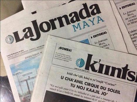 El diario mexicano La Jornada lanza una edición en lengua maya ... - SinEmbargo | Mayapan | Scoop.it