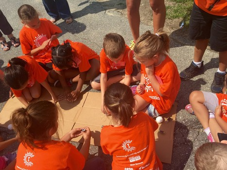 Camp Invention Encourages Creativity, Problem Solving Through STEM Learning | The power of Play | Scoop.it