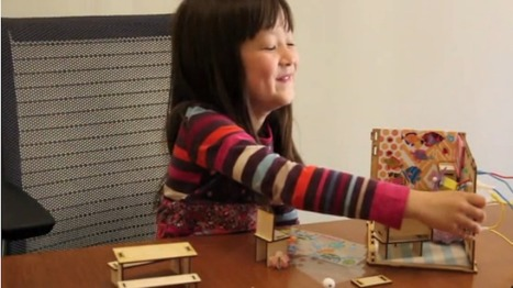 Three female engineers build toys to inspire young girls to love science | Science Tools and Toys | Scoop.it