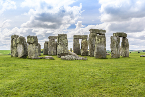 research paper on stonehenge