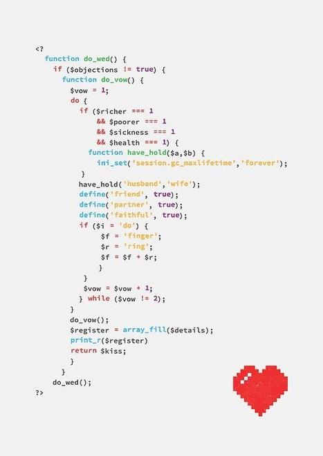 The Nerd Wedding Code | All Geeks | Scoop.it