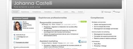 DoYouBuzz : Créez gratuitement un CV design et efficace | about ePortfolios | Scoop.it