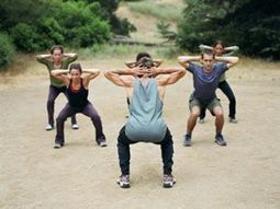 Outdoor boot camp workout plan   Health Medical Beauty Fitness   Scoop.it