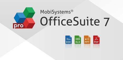 OfficeSuite Pro 7 (PDF & HD) - Android Apps on Google Play | Lezen voor iedereen | Scoop.it