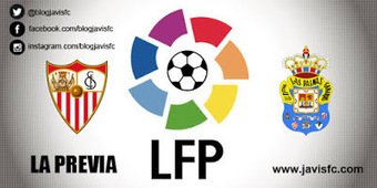 Previa Sevilla FC - UD Las Palmas | JaviSFC.com | Previas Partido Sevilla FC | Scoop.it