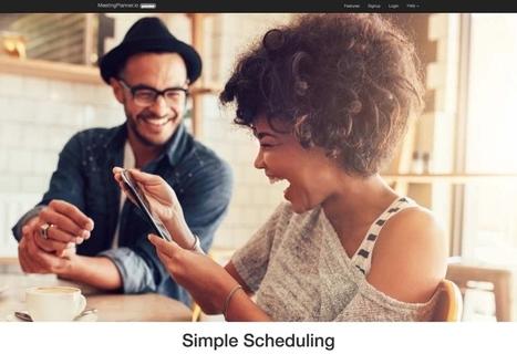 MeetingPlanner. Mieux planifier ses réunions - Les Outils Collaboratifs | Les outils du Web 2.0 | Scoop.it