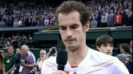Andy Murray 'closer' but legend Federer wins Wimbledon | Scottish independence referendum | Scoop.it