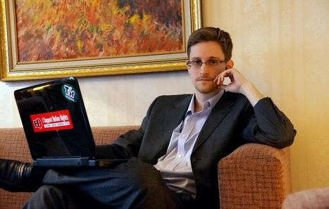 Exclusive: Snowden Swiped Password From NSA Coworker - NBC News | Law and legal | Scoop.it