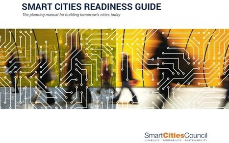 First 'neutral' smart cities guide launched - Cities Today | Smart Cities | Scoop.it