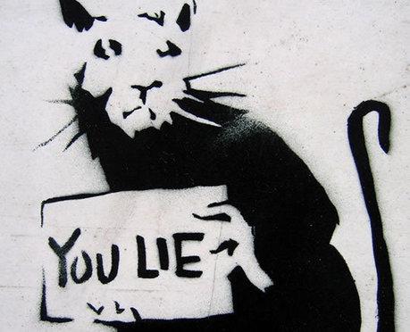 The Unconscious Mind Can Spot a Lie Even When the Conscious Mind Fails — PsyBlog   It Comes Undone-Think About It   Scoop.it