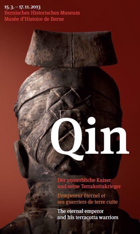 Jusqu'au 17 novembre 2013   Musée d'Histoire de Berne :  Exposition « Qin – L'empereur éternel et ses guerriers de terre cuite »   art on the go   Scoop.it