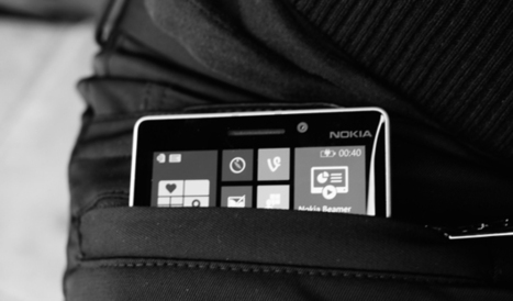 World's first Lumia wireless-charging trousers - Conversations   FASHION & TECHNOLOGY   Scoop.it