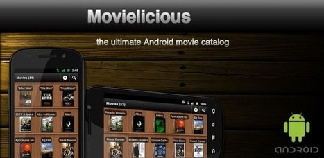 Movielicious - Applications Android sur Google Play | Android Apps | Scoop.it