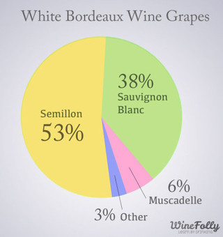 Discover White Bordeaux | Wine Folly | Bordeaux wines for everyone | Scoop.it
