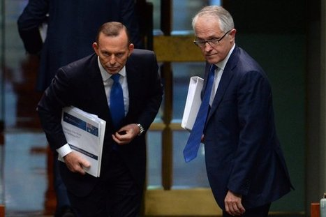 Tony Abbott of Australia Is Challenged for Leadership of His Party | World Politics and news | Scoop.it