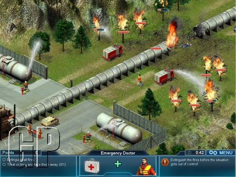 Quadriga Games and Serious Games Solutions to Relaese 'EMERGENCY' for iPad! | World Changing Games | Scoop.it