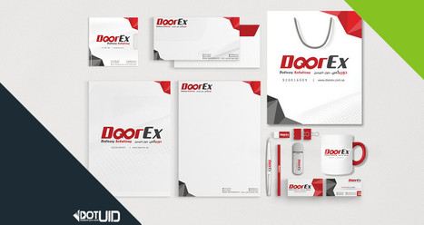 تصميم ماركة دوريكس لوجستية | دوت يو اي دي – شركات تصميم مواقع الكترونية | أعمالنا و خدماتنا | Scoop.it