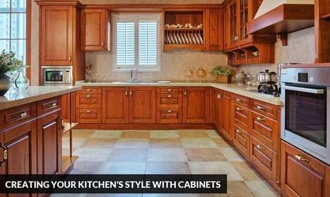 Creating Your Kitchen's Style with Cabinets | Kitchen Solvers Franchise | Home Improvement Franchise | Scoop.it