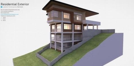 Sketchfab - intégrer des modèles 3D dans votre Web   TeraPedia - Top Sites et Des Meilleurs Outils   TeraPedia Co   Scoop.it