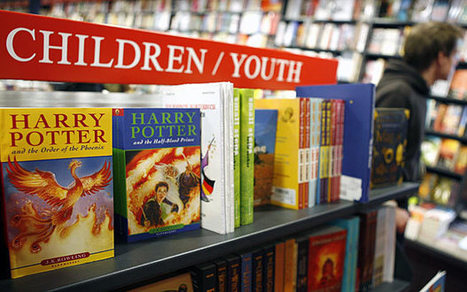 High street bookshops must offer e-books, industry chief warns - Telegraph.co.uk | American Biblioverken News | Scoop.it