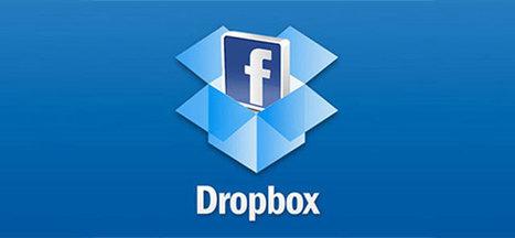 Comment partager un fichier DropBox dans un groupe Facebook - TechRevolutions | Geeks | Scoop.it