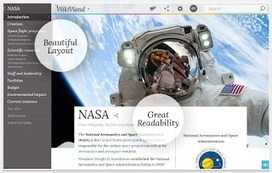 4 Great Wikipedia Tools to Use with Your Students ~ Educational Technology and Mobile Learning | Wiki_Universe | Scoop.it