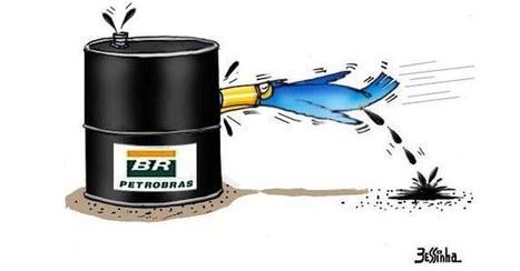 Petrobras: traíras vendem primeiro campo do pré-sal | LuisCelsoLulaX | Scoop.it