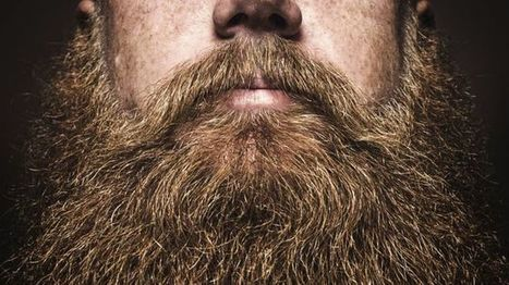 Are beards good for your health? - BBC News   Media Cultures: Microbiology in the news   Scoop.it