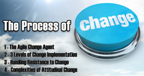 The Process of Change – Handling Resistance to Change [Part 3/4] | Agile Scout | Change Management ressources | Scoop.it