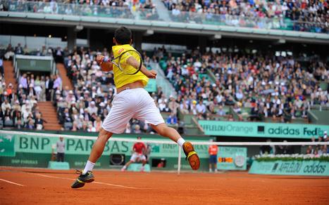 Roland Garros 2013 : Un nouveau look pour les sponsors sur les courts ! | Le marketing du sport | Scoop.it