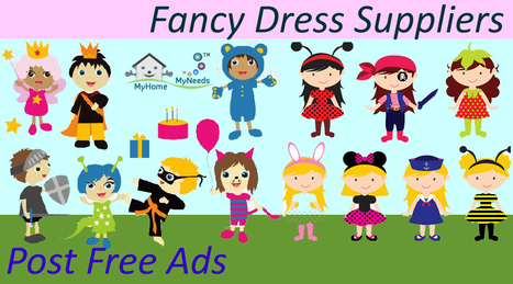 Fancy dress for kids in Chennai - Myhome-myneeds.com | Home Needs in Chennai | Scoop.it