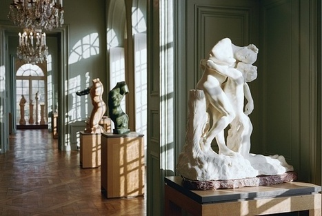 Rodin in a new light | Sculpture Nature | Scoop.it