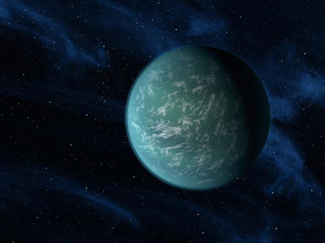 NASA confirms first Earth candidate in habitable zone | Good news from the Stars | Scoop.it