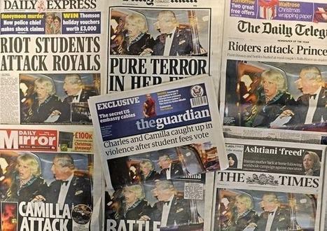 Royaume-Uni : les journaux rejettent le nouveau régulateur des médias | Les médias face à leur destin | Scoop.it