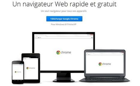 Google Chrome pour Windows XP continuera d'être supporté !   Communication 2.0 (référencement, web rédaction, logiciels libres, web marketing, web stratégie, réseaux, animations de communautés ...)   Scoop.it