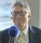 Création d'entreprise : La France est très attirante, estime Bill Gates, invité d'Europe 1   Centre des Jeunes Dirigeants Belgique   Scoop.it