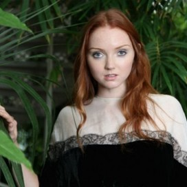 Lily Cole's Website Could Make Your Wildest Dreams Come True - Styleite | The New Economy | Scoop.it