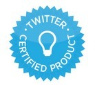 Twitter lancia i Prodotti Certificati - diegofrancesco.it | Social-Network-Stories | Scoop.it