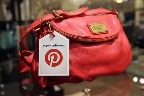 A look at why social media site Pinterest is catnip to retailers and shoppers alike   Mobile & Social Media Marketing   Scoop.it